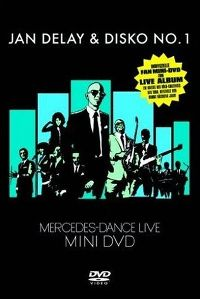 Cover Jan Delay & Disko No. 1 - Mercedes-Dance Live [DVD]